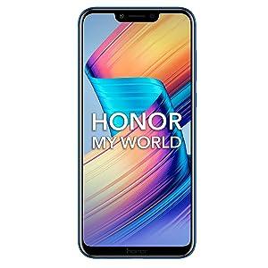 Honor Play (Navy Blue, 4GB RAM, 64GB Storage)