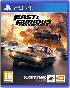 Fast & Furious Crossroads (PS4)