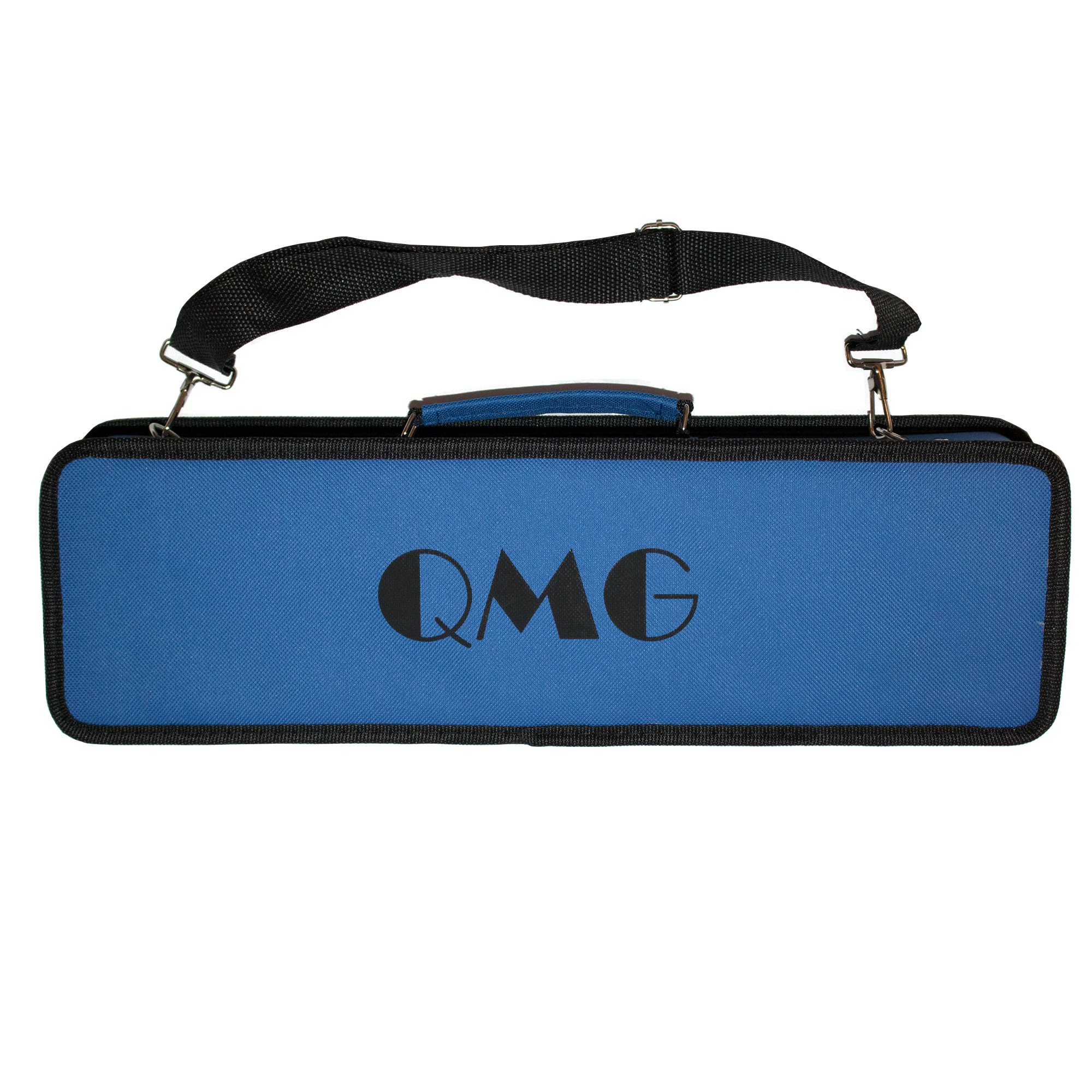 Melodica 32 Keys with Piano Stickers, Hard Cover Carrying Case, Mouthpiece, and Piano Ebook by QMG (Image #7)