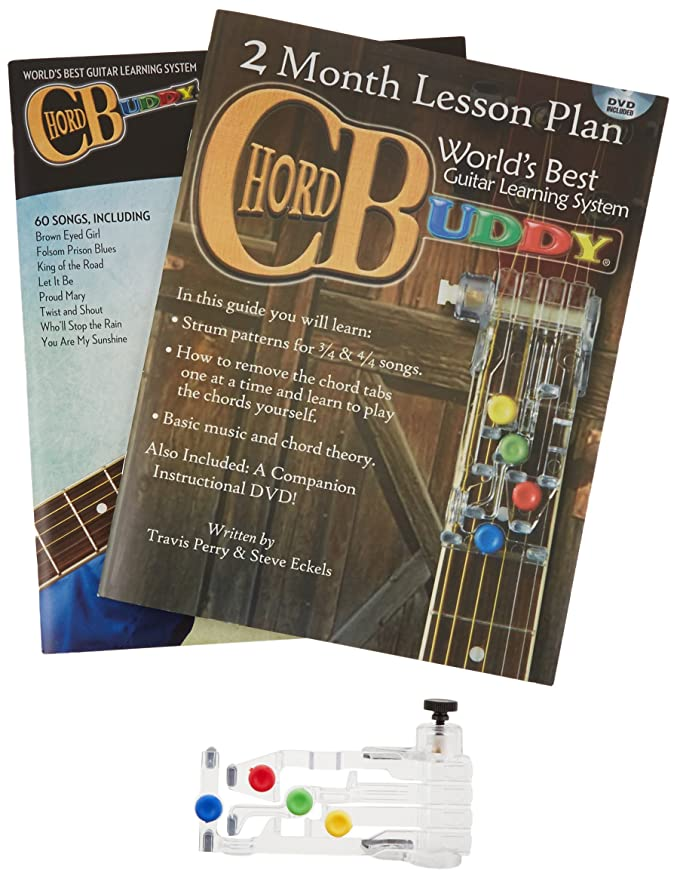 Amazon.com: ChordBuddy Guitar Learning System for Left Handed ...