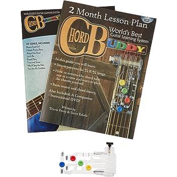 chordbuddy guitar learning system for left handed guitars includes chordbuddy 2. Black Bedroom Furniture Sets. Home Design Ideas