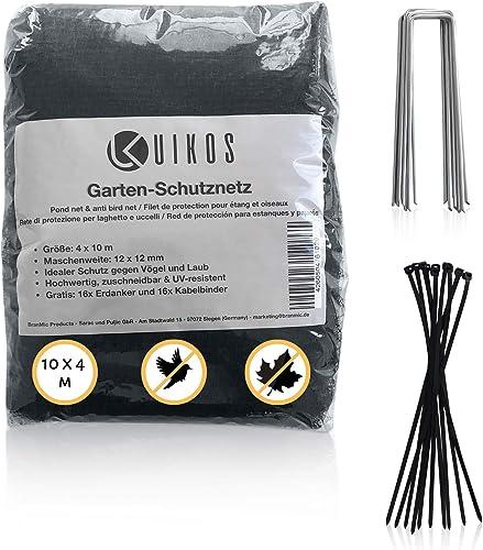 UIKOS-Teichnetzen-mit-Erdhaken