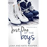 Just One of the Boys (Chicago Falcons Book 1)