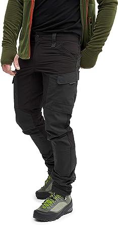 RevolutionRace Pantalones GPX para mujer [Impermeables + Transpirables y Duraderos] para senderismo, trekking, camping, escalada y agilidad