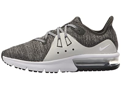0ca08764c8b52 Image Unavailable. Image not available for. Color  NIKE Boys Air Max  Sequent 3 (GS) Running Shoe Grade School (4 M