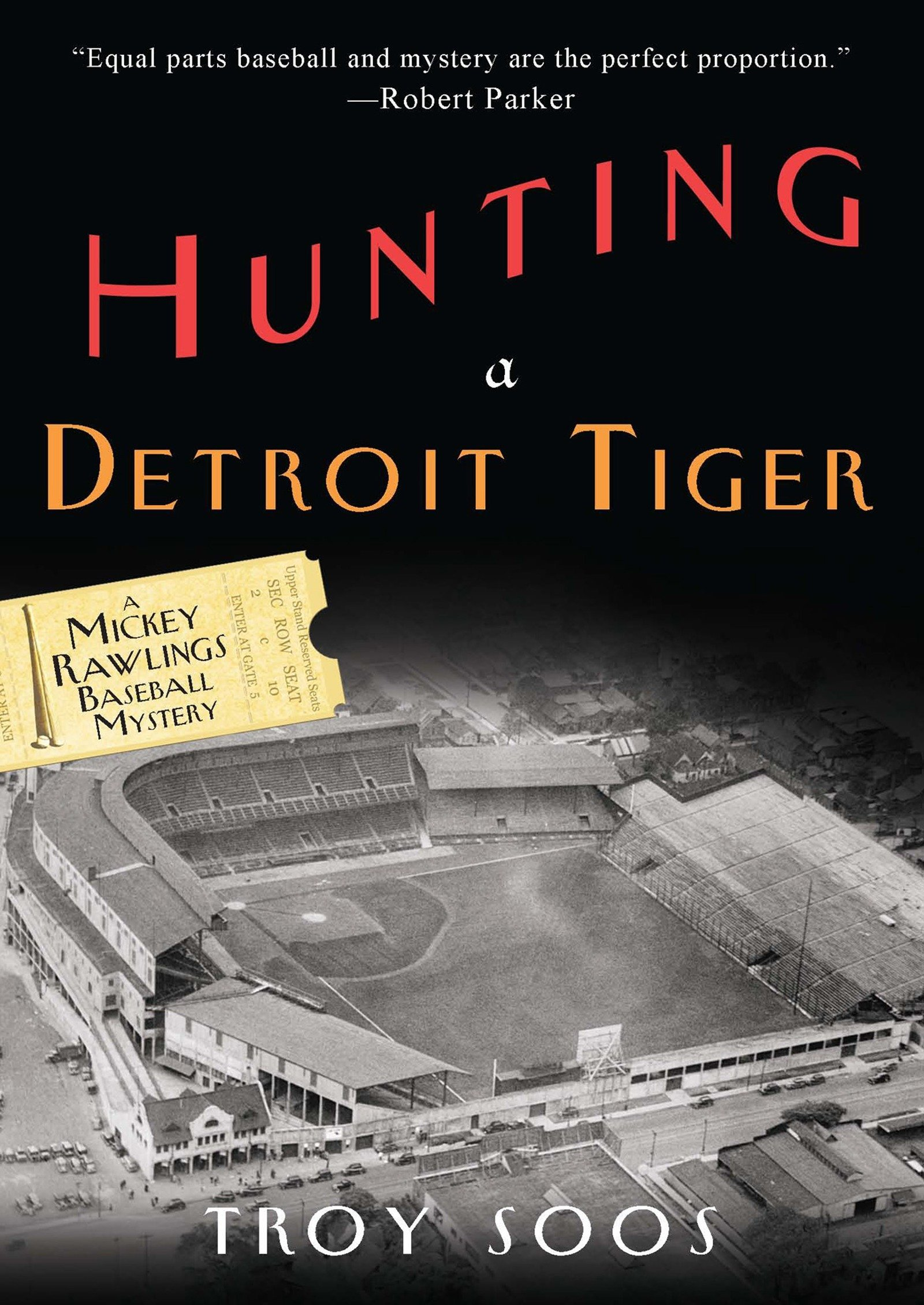 Download Hunting a Detroit Tiger (A Mickey Rawlings Mystery) PDF