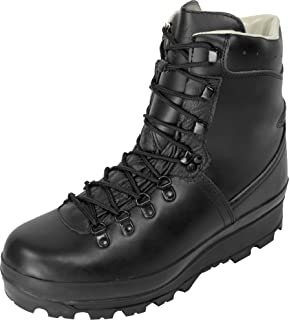 Unbekannt BW Bergstiefel Bergschuhe Mountain Boots mit Breathtex Fütterung Größe 42