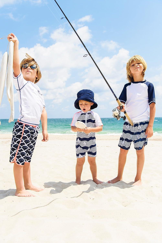 Snapper Rock Jungen Badehose Ocean Explorer