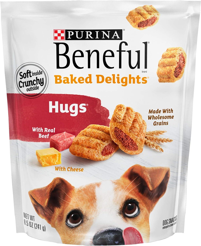 Purina Beneful Baked Delights Hugs Dog Treats