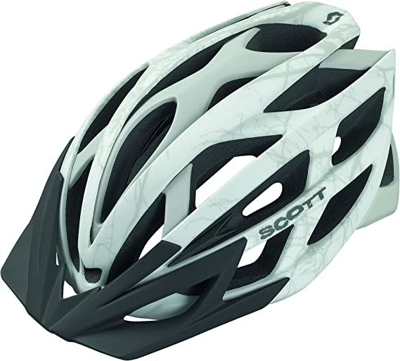SCOTT Wit CE Casco, Unisex Adulto, Blanco/Gris Mate, L: Amazon.es ...