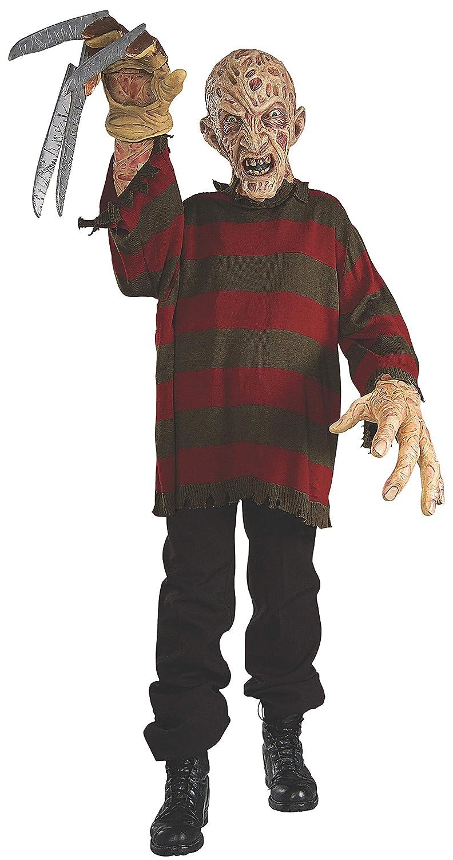 Disfraz de Freddy Krueger Supreme: Amazon.es: Juguetes y juegos