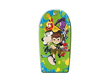 Mundo 11188 - Tabla Playa Ben 10, 94 cm: Amazon.es: Juguetes ...
