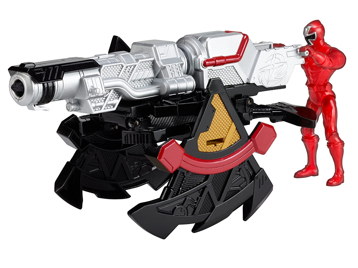 Power Rangers Ninja Steel DX Mega Morph Battle Station