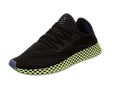 newest 8c203 9c31b adidas Deerupt Runner, Zapatillas de Gimnasia para Hombre, Blanco FTWR  White Core Black