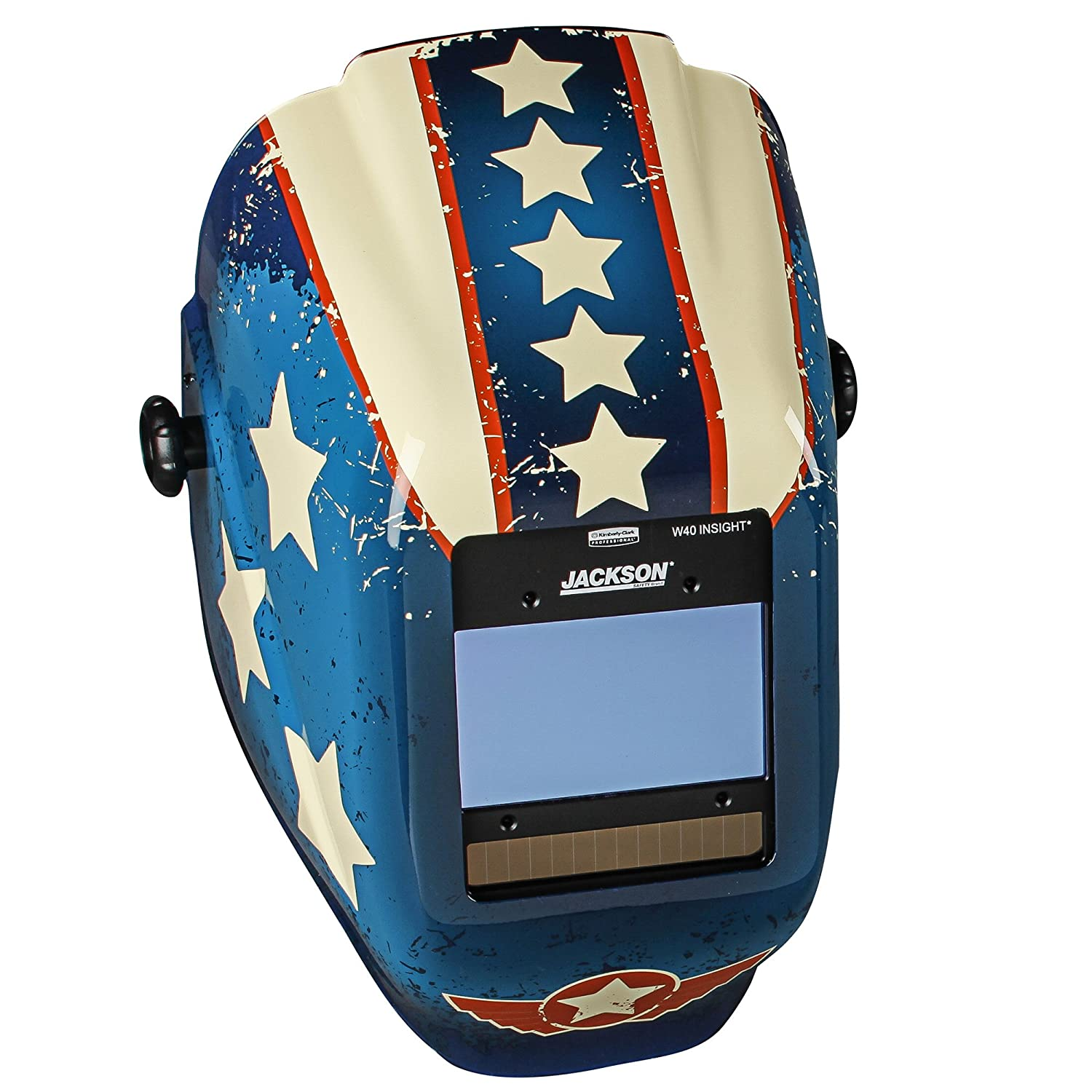 Jackson Safety Insight Variable Auto Darkening Welding Helmet 46101