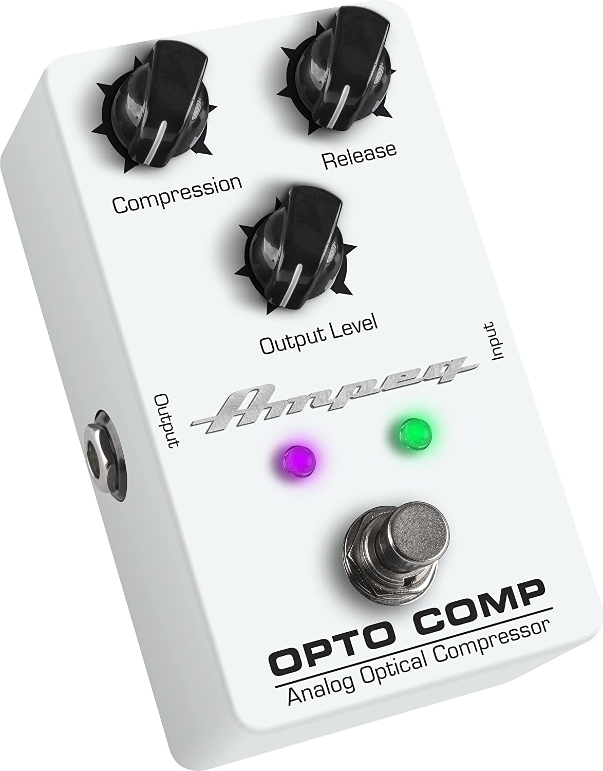 Ampeg Guitar Compression Effects Pedal (Opto Comp) Loud Technologies Inc.