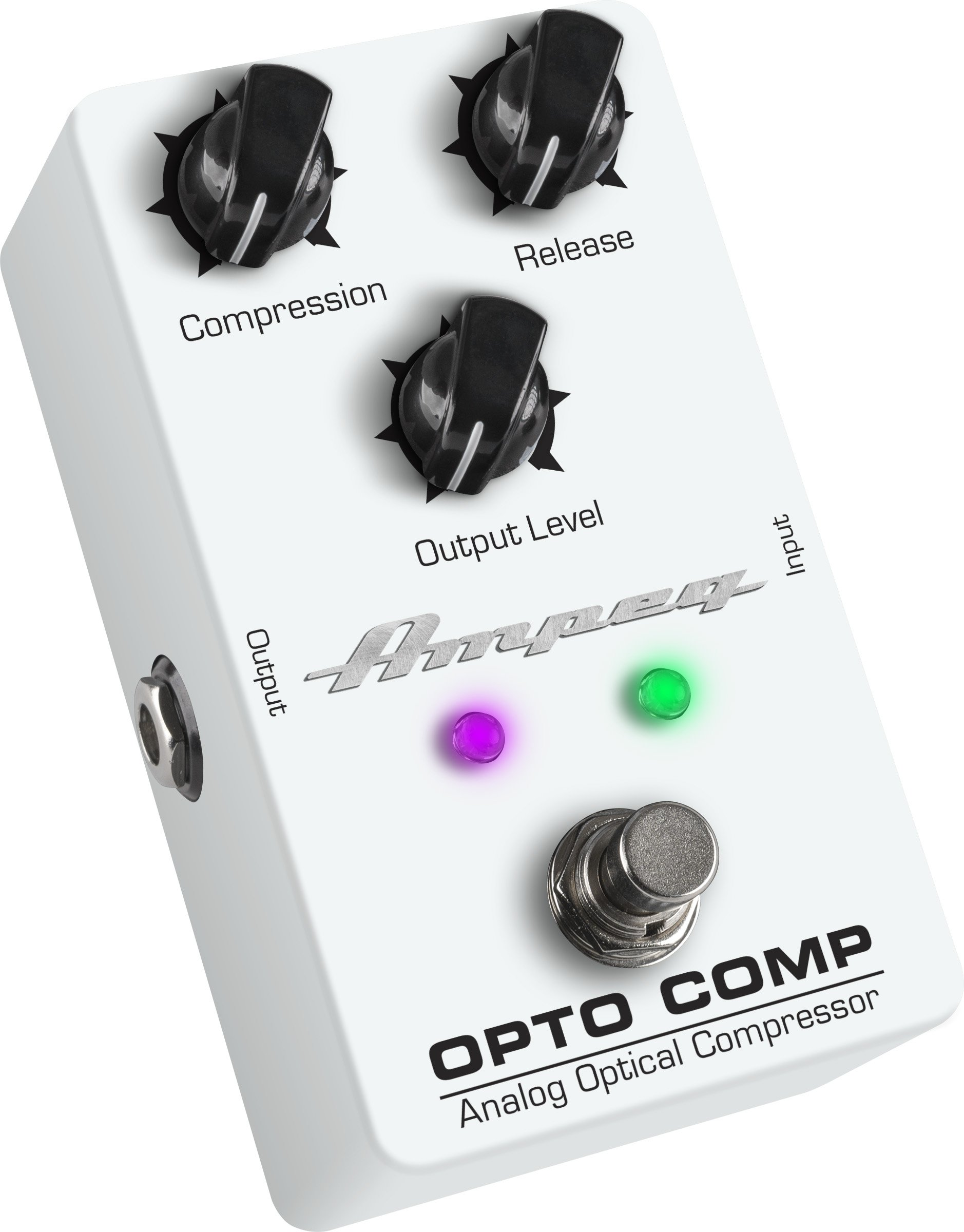 Ampeg Guitar Compression Effects Pedal (Opto Comp)