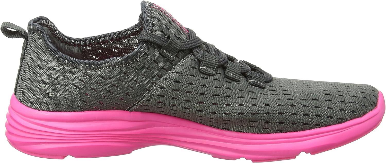Gola Womens//Ladies Sondrio Lace Up Memory Foam Trainers//Sneakers