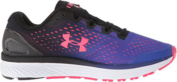 Under Armour Filles, Chaussure de Course Scolaire Charged