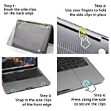 GMYLE MacBook Pro 13 Inch Case 2018 with Touch