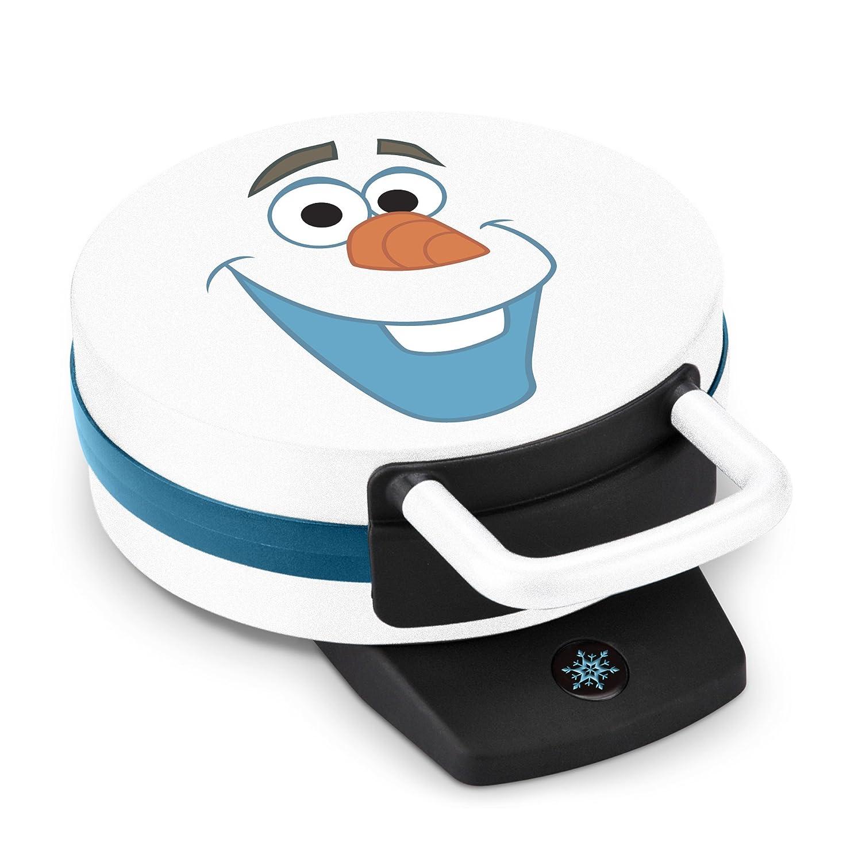 Amazon.com: Disney DFR-15 Olaf Frozen Waffle Maker, White: Kitchen ...