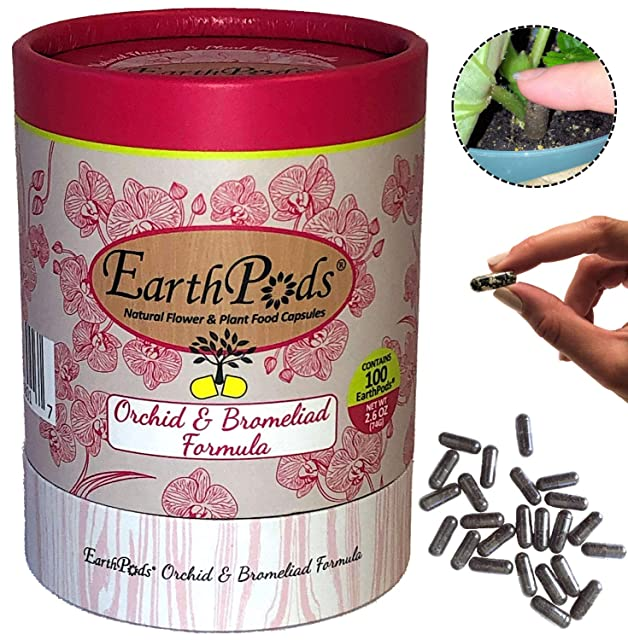EarthPods Premium Orchid Plant Food