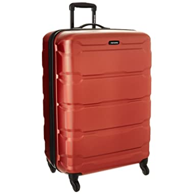 Samsonite Omni Pc Hardside Spinner 28, Burnt Orange