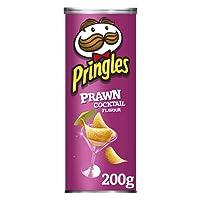 Pringles Prawn Cocktail Crisps, 200 g