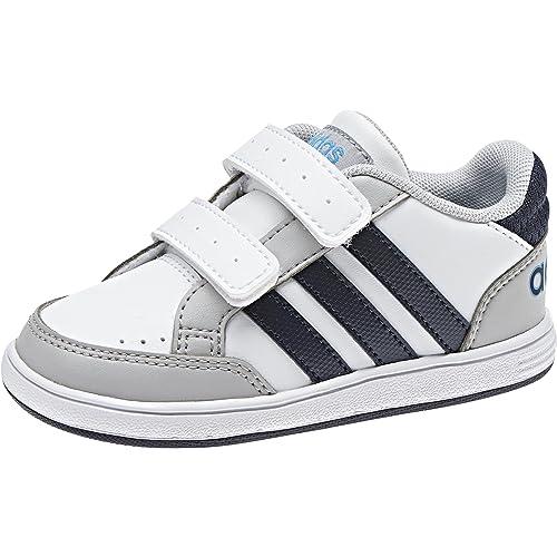 Adidas Hoops CMF INF Zapatillas Niño velcros (21 EU)