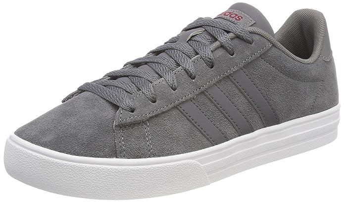 adidas Daily 2.0 Sneaker Herren Grau mit grauen Streifen