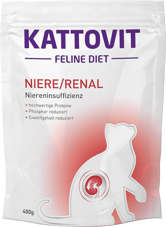Kattovit Feline - Dieta renal (6 x 400 g)