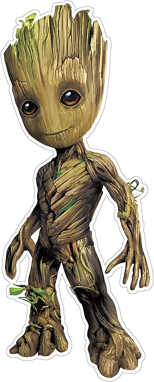 Groot Guardians of The Galaxy 6