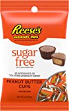 Reese's Sugar Free Miniature Peanut Butter Cups 3 oz