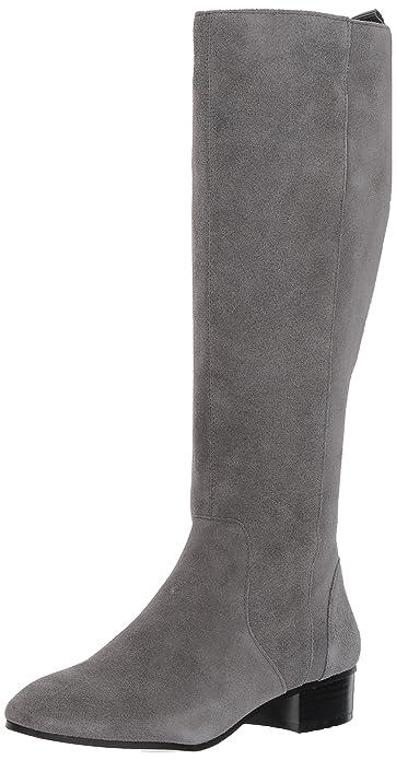 f8e7b7080d6 Nine West Women s OLWYNEE Knee High Boot