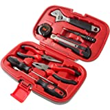 Stalwart 75-HT1009 9 Piece Tool Kit - Household Car & Office