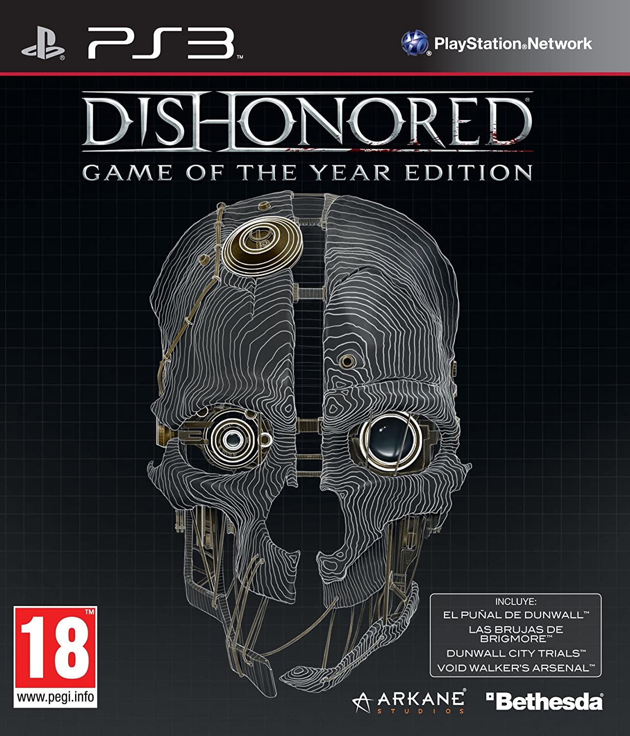 Dishonored - Game Of The Year Edition: Amazon.es: Videojuegos