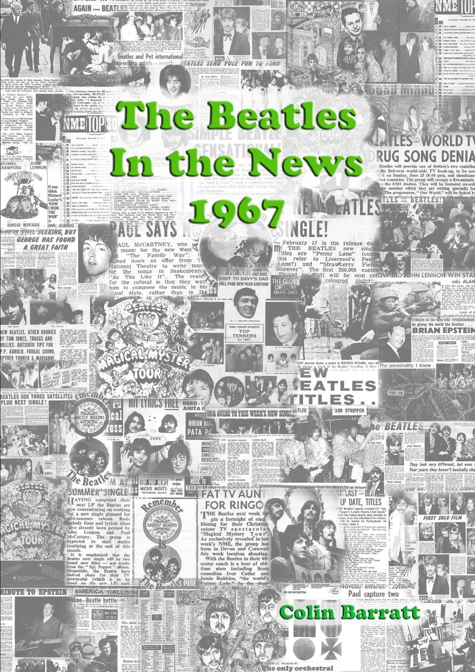 The Beatles - In the News 1967 pdf epub