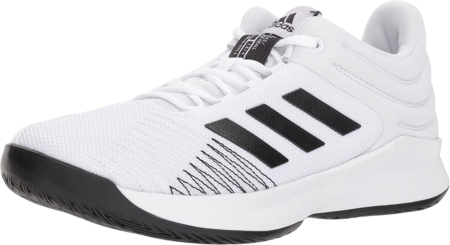 Amazon.com | adidas Originals Men's Pro Spark Low 2018 Basketball ...