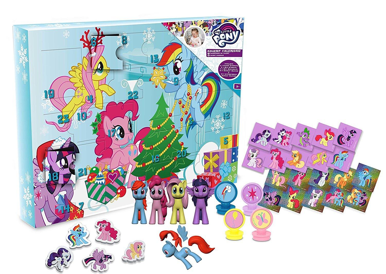 My Little Pony Actividad Calendario de Adviento