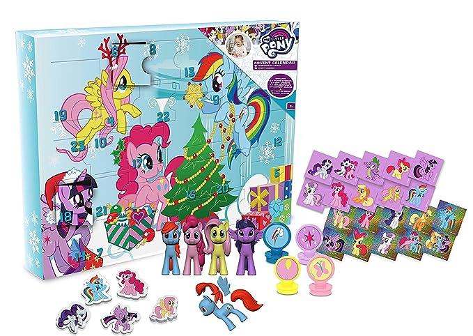 1 opinioni per Il mio calendario di avvenimenti di attività di Little Pony