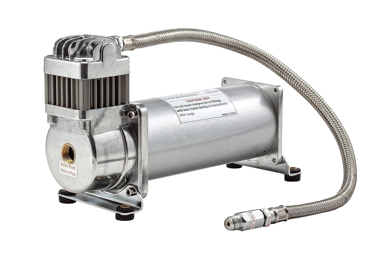 Kleinn Air Horns HDKIT-734 Bolt-On Train Horn//Ultimate Onboard Air System for GM 2500HD//3500HD Diesel Trucks