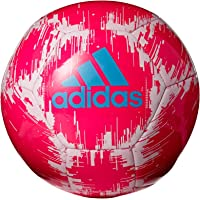 Adidas Planeador 2 - Pelota de fútbol (Rosa, Blanco y Cian, 4 Unidades)