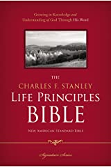 NASB, The Charles F. Stanley Life Principles Bible, eBook: Holy Bible, New American Standard Bible Kindle Edition