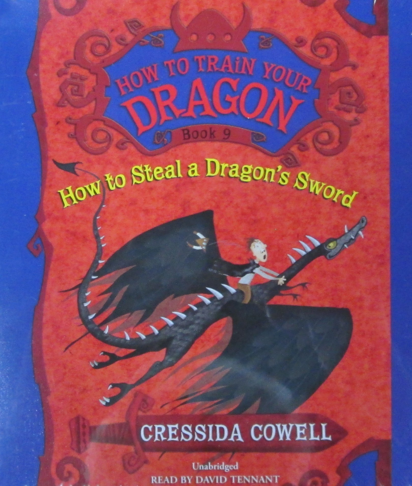 Read Online How to Train Your Dragon: How to Steal a Dragon's Sword ebook