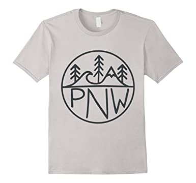 Oregon Heart of the Pacific Northwest Shirt OuODY