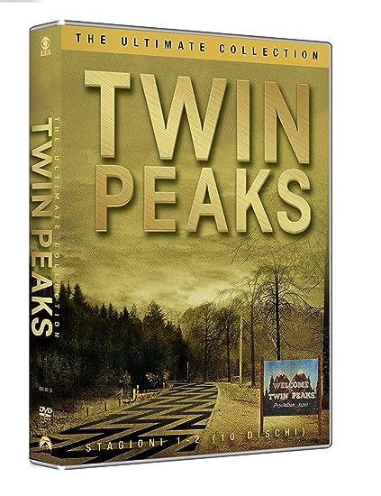 Twin Peaks - I Segreti Di Twin Peaks - Serie Completa - Stagione 01-02 10 Dvd Italia: Amazon.es: Angelo Badalamenti, Sherilyn Fenn, Lara Flynn Boyle, Piper Laurie, Kyle Maclachlan, Everett Mcgill, Michael
