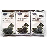 Y&Y Sea Greens Seaweed (korean BBQ) 15 Gram