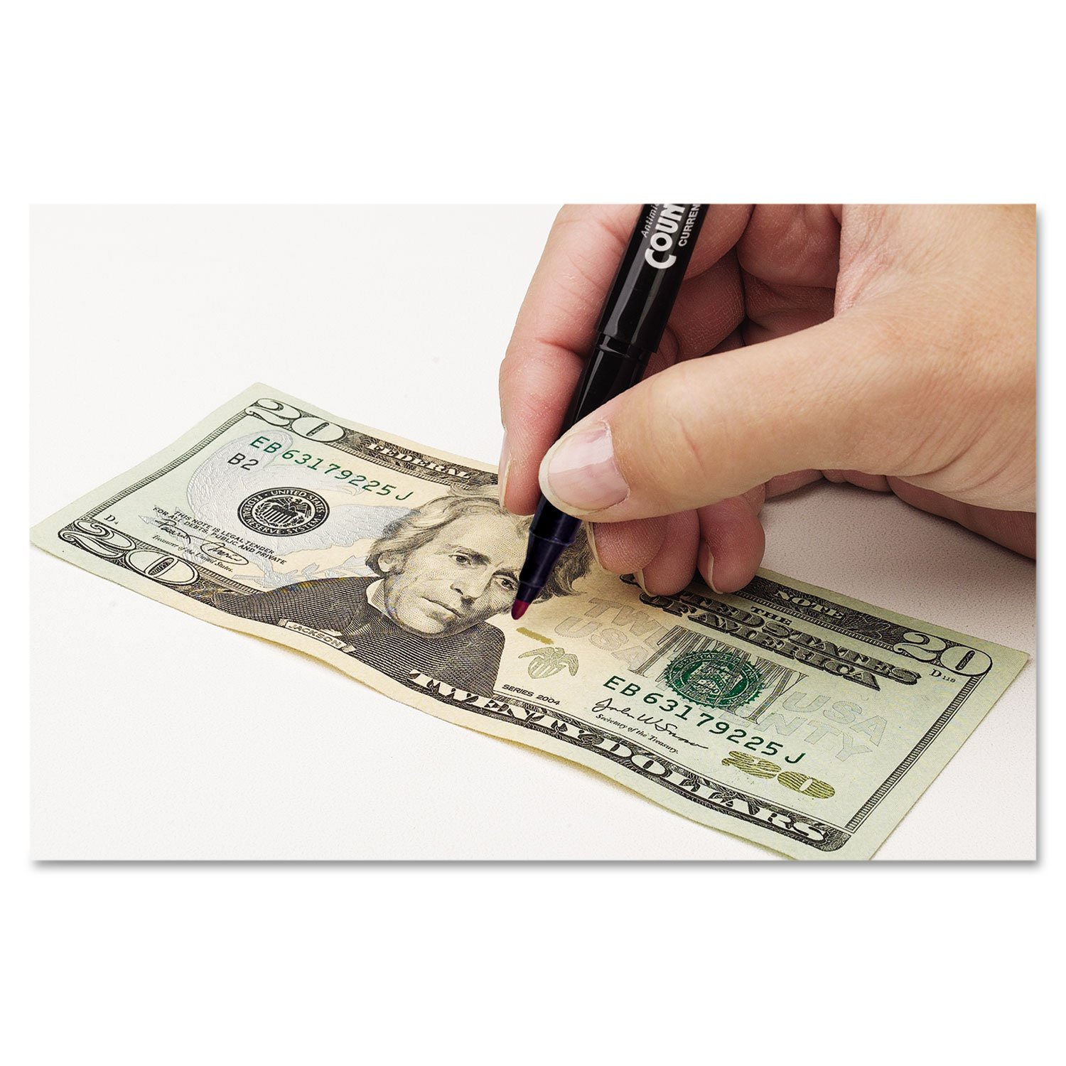 MMF200045110 - MMF Counterfeit Currency Detector Pen