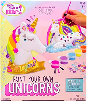 Paint and Decorate Artwork Unicorn Toys