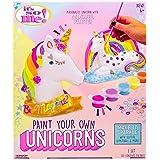 It's So Me Paint Your Own Unicorns by Horizon Group Usa,DIY,Paint & Decorate 2 Ceramic Unicorns,Includes 6 Acrylic…